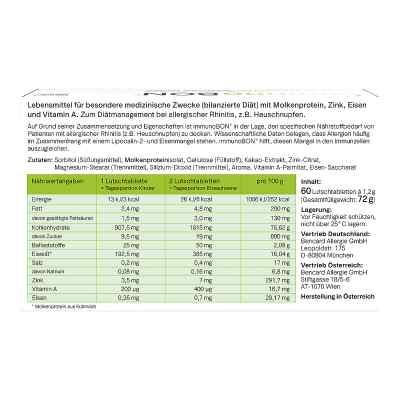 Immunobon Lutschtabletten  bei juvalis.de bestellen