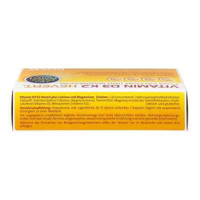 Vitamin D3 K2 Hevert Plus Kapseln  bei juvalis.de bestellen