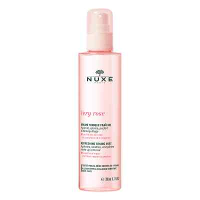 Nuxe Very Rose Lotion für das Gesicht  bei juvalis.de bestellen