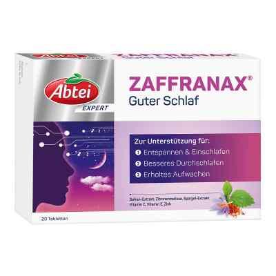 Abtei Expert Zaffranax Guter Schlaf Tabletten  bei juvalis.de bestellen