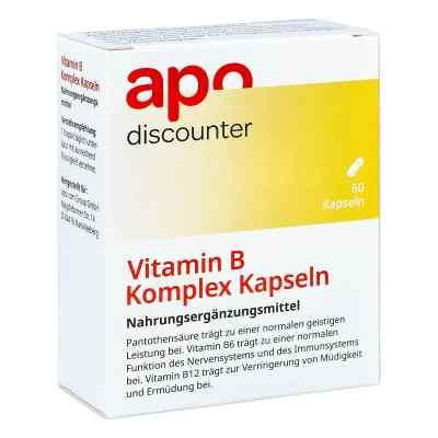 Vitamin B Komplex Kapseln von apo-discounter  bei juvalis.de bestellen