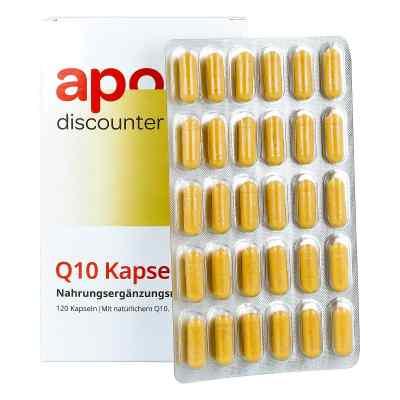 Q10 Kapseln 100 mg von apo-discounter  bei juvalis.de bestellen