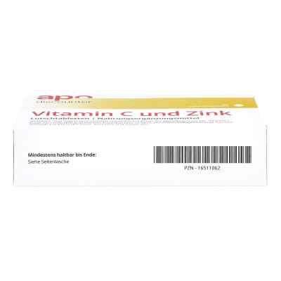 Vitamin C Und Zink Lutschtabletten von apo-discounter  bei juvalis.de bestellen