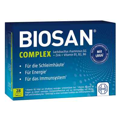 Biosan Complex Kapseln  bei juvalis.de bestellen