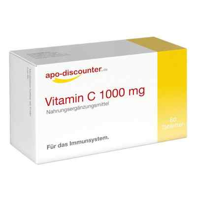 Vitamin C1000 mg Tabletten von apo-discounter  bei juvalis.de bestellen