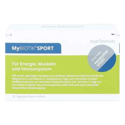 Mybiotik Sport Pulver  bei juvalis.de bestellen