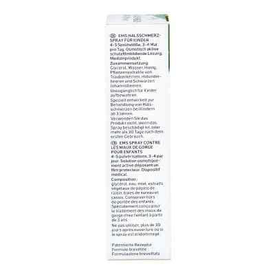 Emser Halsschmerz-spray für Kinder  bei juvalis.de bestellen