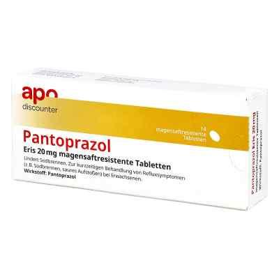 Pantoprazol Eris 20 mg TMR von apo-discounter bei Sodbrennen  bei juvalis.de bestellen