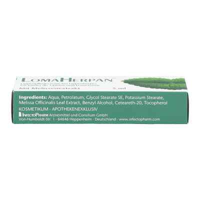 Lomaherpan Lippenpflegecreme mit Melissenextrakt  bei juvalis.de bestellen