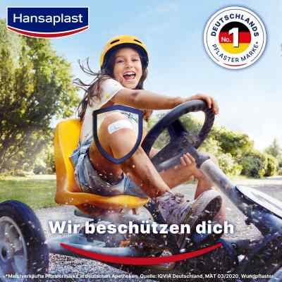 Hansaplast Sensitive Pflaster 1x6  bei juvalis.de bestellen