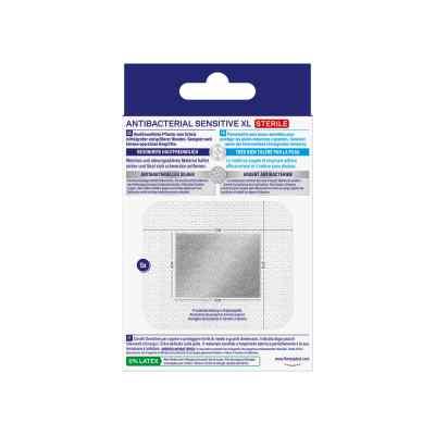 Hansaplast Antibacterial Sensitive XL 6x7  bei juvalis.de bestellen