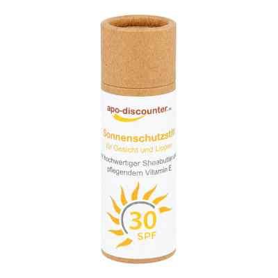 Sonnenschutzstift Spf30 für Gesicht und Lippen  bei juvalis.de bestellen
