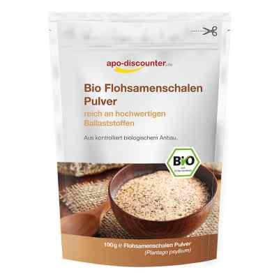 Bio Flohsamenschalen Pulver  bei juvalis.de bestellen