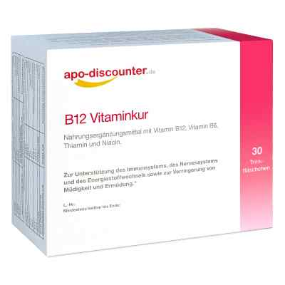 B12 Vitaminkur Trinkampullen  bei juvalis.de bestellen