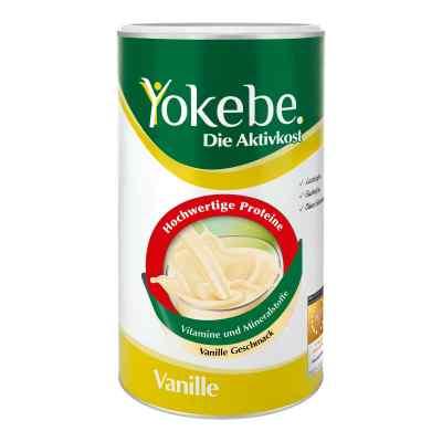 Yokebe Vanille Lactosefrei Nf2 Pulver  bei juvalis.de bestellen
