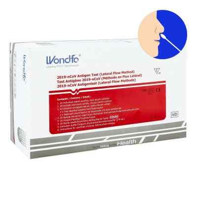 Wondfo 2019-ncov Antigen Test  bei juvalis.de bestellen