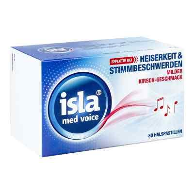 Isla Med Voice Pastillen  bei juvalis.de bestellen